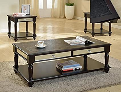 Brand New 3-pk Ryder Coffee Table and End Tables Cocktail set