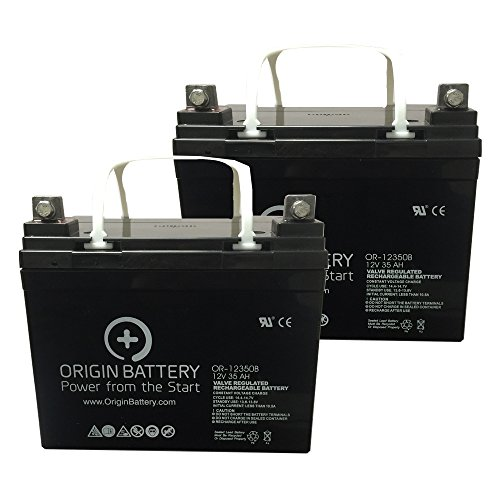Shoprider Streamer Sport Rehab (888WA) Battery Replacement Kit (Streamer Sport 888wa Battery compare prices)