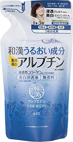 ワンデビジン 美白浸透液(つめかえ用) 210ml
