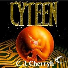 Cyteen Audiobook by C. J. Cherryh Narrated by Gabra Zackman, Jonathan Davis