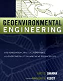 img - for Geoenvironmental Engineering: Site Remediation, Waste Containment, and Emerging Waste Management Techonolgies book / textbook / text book