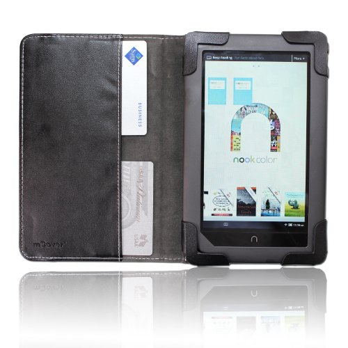 iPearl mCover Leather Cover Case for Barnes &