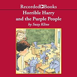 Horrible Harry and the Purple People Audiobook