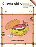 img - for Communities Magazine #49 (June 1981) - Tempeh Production book / textbook / text book