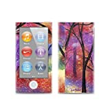 IPod Nano (7G) skin - Moon Meadow - High quality precision engineered removable adhesive skin for the Apple iPod nano 16GB 7th Generation (Latest Model - Launched Sept 2012) with Artistic Sunset Woods