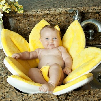 Blooming Baby Bath Color: Canary Yellow