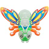 Techege Toys BumpnGo Happy Bee - Beautiful Lights - Fun Music - Great For Kids - Stinger Free!
