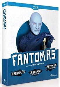 Fantômas - Le coffret [Blu-ray]