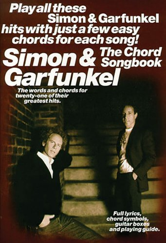 Simon and Garfunkel Chord Songbook LC