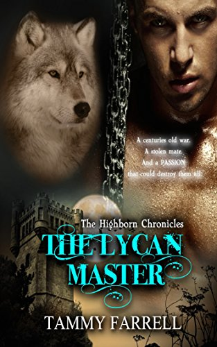 The Lycan Master by Tammy Farrell ebook deal