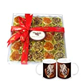 Chocholik - Delicious Turkish Baklava With Diwali Special Coffee Mugs - Gifts For Diwali