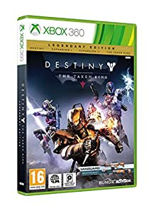 Destiny taken king legendary edition with vanguard weapons pack xbox