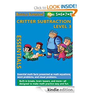 Math Superstars Subtraction Level 3 (Essential Math Facts)