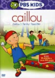 Caillou's Family Favorites (Full Dub Dol Sen) [DVD] [Import]
