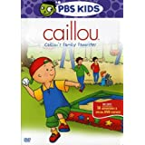 Caillou - Caillou's Family Favorites ~ Caillou's Family...
