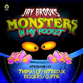 Monsters In My Pocket