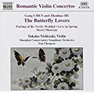 Romantic Violin Concertos : The Butterfly Lovers