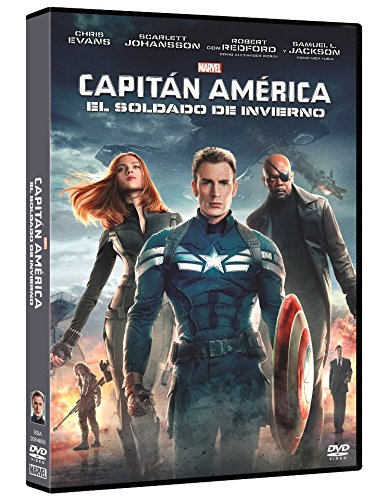Capitan America. El Soldado de Invierno [DVD]