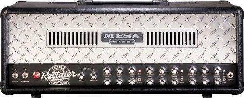 Mesa Boogie 2TREC1BLC Triple Rectifier Solo Head