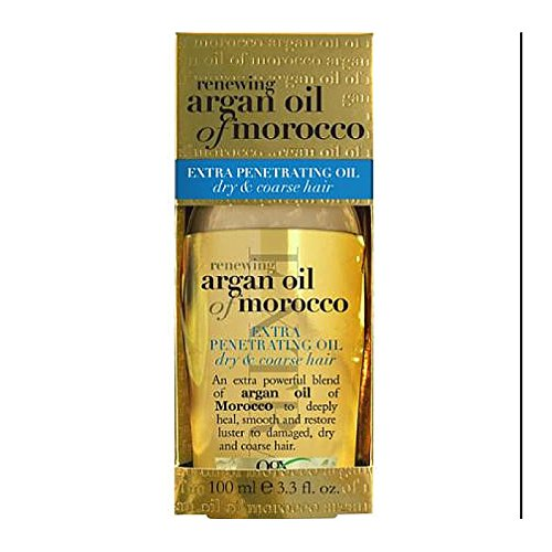 Organix: Renewing Moroccan Argan Penetrating Oil, Extra Stre
