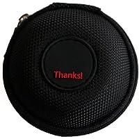"Mini-Etui - ""Thanks"" (Danke), z.B. H�lle f�r iPod Shuffle oder Case f�r Ohrh�rer, bzw. Kopfh�rer (iPhone, iPod, iPad, S3 etc.) oder f�r SD-Karte, USB-Stick"