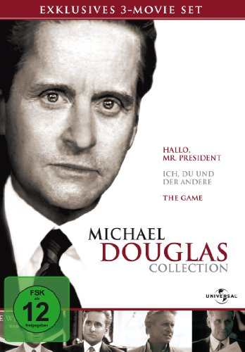 Michael Douglas Collection [3 DVDs]