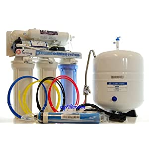 Amazonstores3953 Ispring 100gpd 5 Stage Reverse Osmosis