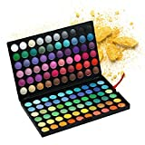Jmkcoz 120 Colors Eyeshadow Eye Shadow Palette Makeup Kit Eye Color Palette