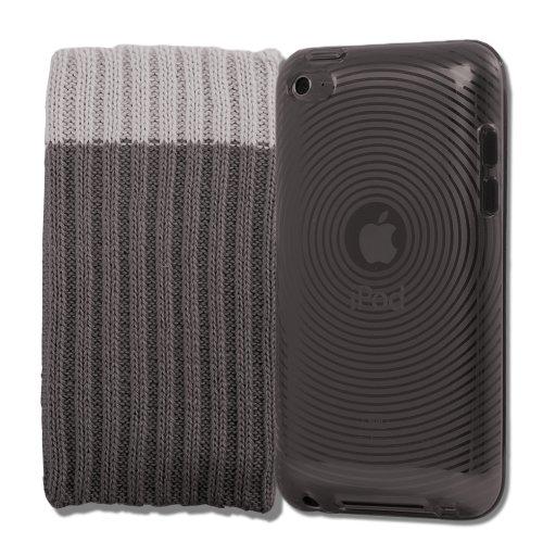 4G Touch schwarzes Silicone schützendes