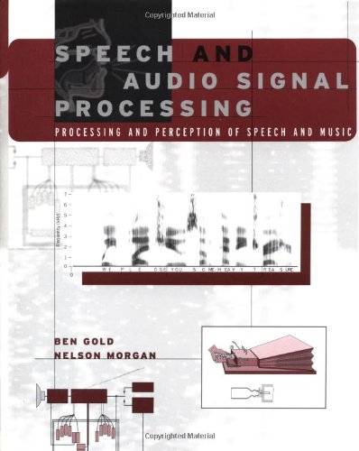AUDIO SIGNAL PROCESSING PROJECTS