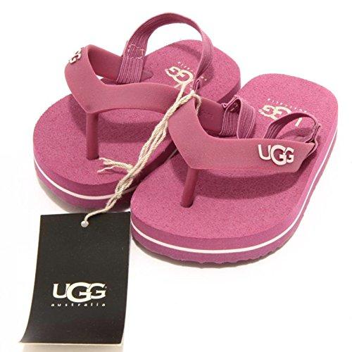 93455 sandalo UGG GOMMA scarpa bimba shoes kids [20.5]