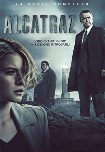 Alcatraz(serie completa) [3 DVDs] [IT Import]