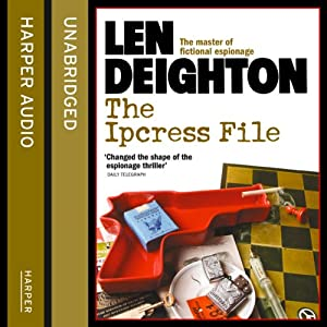 The Ipcress File Hörbuch
