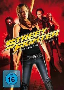Street Fighter: The Legend of Chun-Li (inkl. Wendecover)
