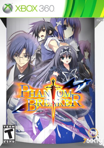 Phantom Breaker – Special Edition