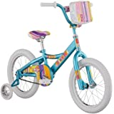 Diamondback 2014 Girl's Mini Impression Bike with 16-Inch Wheels (Teal, 16-Inch/Girls)