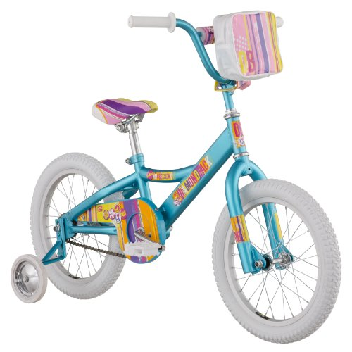 Diamondback 2013 Girl's Mini Impression Bike with 16-Inch Wheels  (Teal, 16-Inch/Girls)