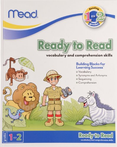Mead Ready To Read, Grades 1-2 (48090) front-450045
