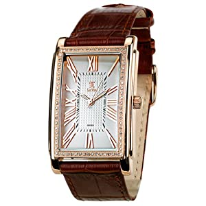 La Vie Men's W371415DW Quartz Diamond Watch