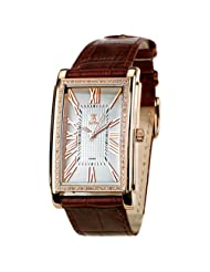 La Vie Men's W371415DW Quartz Diamond Watch