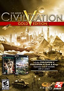 Sid Meier's Civilization V: Gold Edition [Online Game Code]
