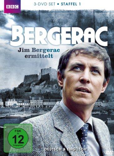 Bergerac - Jim Bergerac ermittelt Season 1 (BBC) [3 DVDs]