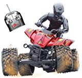 Remote Control Quad Bike - Speed Demon - Includes Rechargeable Battery Pack