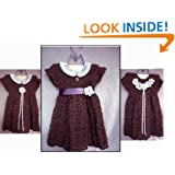 Girl's Crochet Dress, Newborn to Age 2