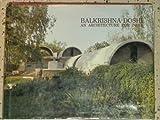 Balkrishna V Doshi (0847809374) by Rizzoli