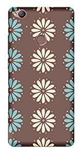 TrilMil Printed Designer Mobile Case Back Cover For ZTE Nubia Z11