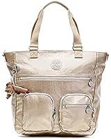 Kipling Women's Elsie Metallic Tote Bag