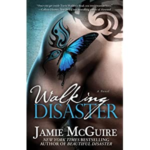 Walking Disaster by Jamie MacGuire