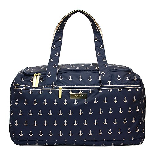 Ju-Ju-Be Legacy Nautical Collection Starlet Medium Travel Duffel Bag, The Admiral