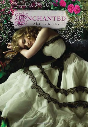 Cover of Enchanted (The Woodcutter Sisters)